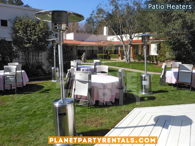 Outdoor Stainless Steel Gas Patio Heater