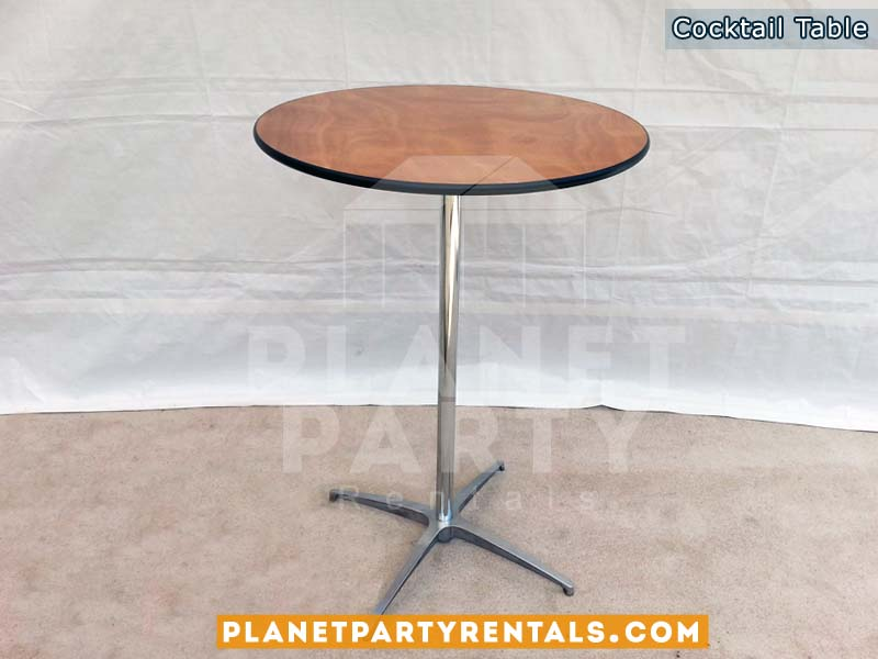 Cocktail Table Rentals | San Fernando Valley Rentals