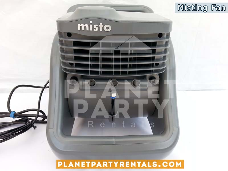 Misting Fan/ Mister for Outdoor Use | San Fernando Valley Mister Fans